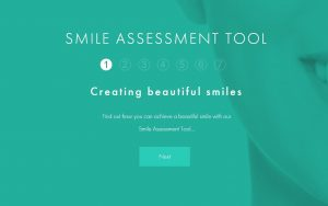 online smile assessment tool