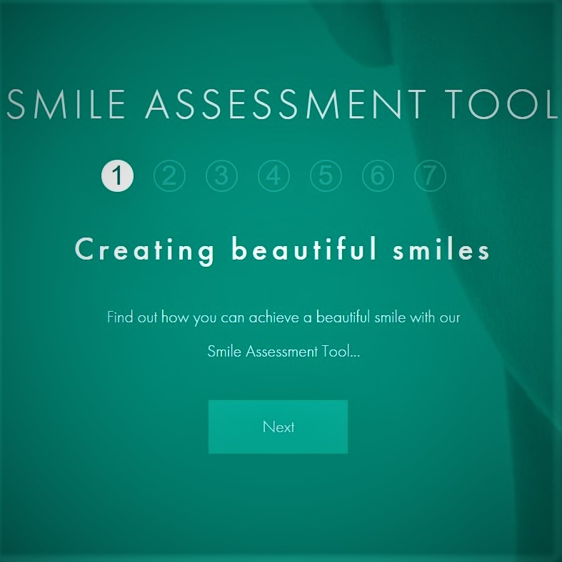 online smile assessment