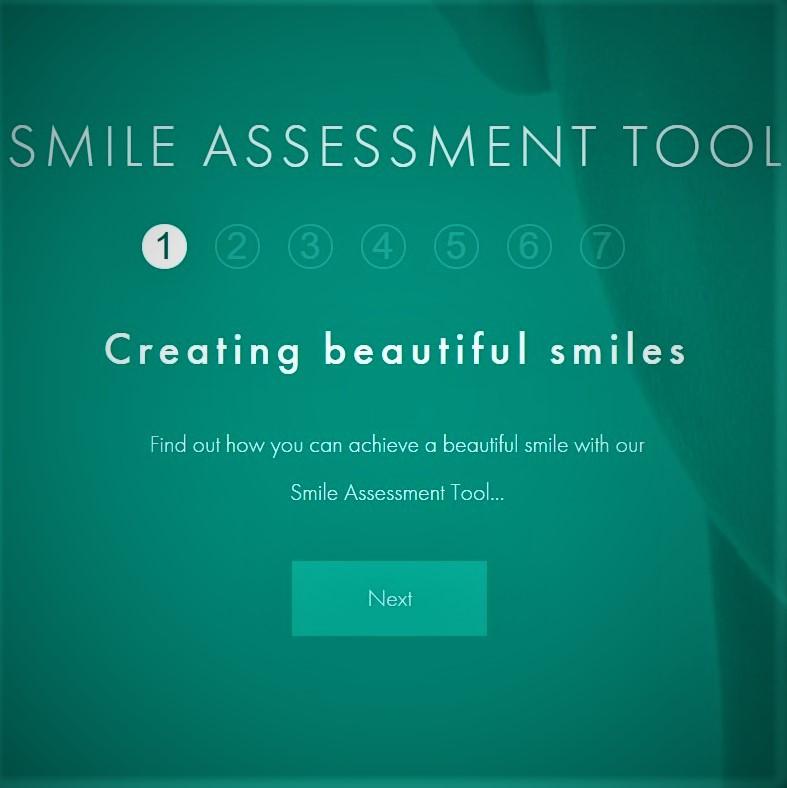 online smile assessment